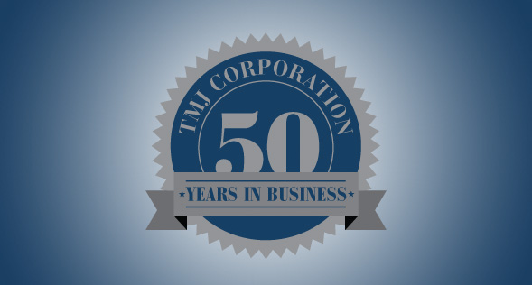 TMJ Corporation - 50 Years in Business